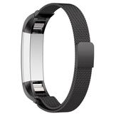 Bracelet en acier inoxydable de la montre Bande pour Fitbit Alta