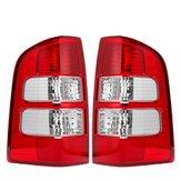 Auto Achterlichten Remlicht Lamp met Lampen voor Ford Ranger Thunder Pick-up 2006-2011