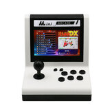 PandoraBox DX 3000 Games 3D Mini Arcade Game Console الدعم PS1 FBA MAME SFC SNES MD Mortal Kombat Game Player with Gamepad