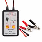 EM276 Automotive Injector Tester 4 Pluse Modes Powerful Fuel System Diagnostic Scan Tool