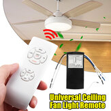 AC110-240V 55W Wireless Timing Light Switch for Universal Ceiling Fan Lamp with Remote Control