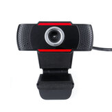 X21 1080P HD Webcam CMOS USB2.0 Web Camera Câmera com microfone embutido para computador de mesa Notebook PC