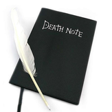 Death Note Theme Note Book Lovely Fashion Anime Death Note Cosplay Notebook Journal Writing Notebook per studenti Cosplay