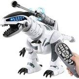 LE NENGインテリジェント恐竜格闘ロボットプログラマブルタッチセンスミュージックダンスおもちゃ(子供用)