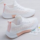 Women Comfortable Mesh Breathable Slip Resistant Sneakers