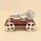 Stirling Engine Car Model Stirling Motor Model Kit
