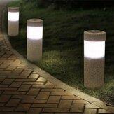 Energia solar LED Caminho luz impermeável quintal jardim paisagem ao ar livre lâmpada do gramado