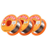50g 0.5 / 0.6 / 0.8 / 1.0mm 63/37 FLUX 2.0% 45FT Tin Lood Tin Wire Melt Rosin Core Soldeer Soldeerdraad Roll