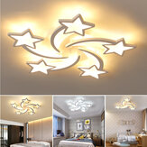 Acrylic LED Ceiling Light Pendant Lamp Hallway Bedroom Dimmable Fixture Decor