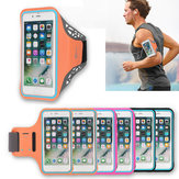 IPRee® Waterproof Sport Armband Case Touch Screen Phone Cover Holder Pouch for iPhone 7/7Plus