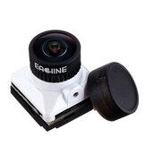 Eachine White Snake Cmos 1500TVL PAL / NTSC 16: 9/4: 3 Câmera FPV selecionável HDR Mini Com placa OSD para FPV Racing RC Drone