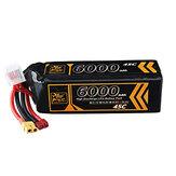 ZOP Power 22.2V 6000mAh 45C 6S Lipo Battery XT60 T Deans Plug for RC Car