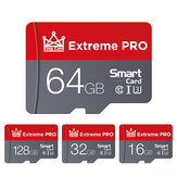 Extreme Pro High Speed 16GB 32GGB 64GB 128GB Class 10 TF Memory Card Flash Drive With Card Adapter For Smartphone Tablet Speaker Drone Car DVR GPS Camera