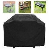 59PolliciGrigliaperbarbecueBarbecue Copertura impermeabile Heavy Duty UV Protector Outdoor Yard campeggio