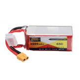 ZOP Power 14,8V 2000mAh 4S 65C Batteria LiPo Spina XT60
