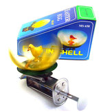 Classic Vintage Little Chicken Shell  Nostalgic Adult Collection Wind Up Kids Children Tin Toys