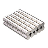 50pcs N52 Strong Cylinder Magnets Rare Earth Neodymium 4*6MM