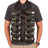 KALOAD 12x Bottles Holster Tactical Ceinture Vest