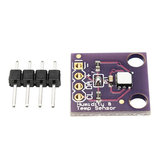 3Pcs GY-213V-SI7021 Si7021 3.3V High Precision Humidity Sensor with I2C Interface Geekcreit for Arduino - products that work with official Arduino boards