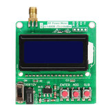 Digital Radio Frequency Power Meter -75~+16dBm Power Attenuation Can Be Set Ultra Small LCD Automatic Backlight