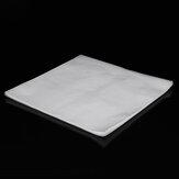 30 حقيبة علوية مفتوحة مسطحة 6.7 مللي بغطاء قوي من البلاستيك الفينيل سجل الأكمام الخارجية لـ 12 `` Double / Gatefold 2LP 3LP 4LP