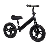 No Pedal Kids Balance Bike Toddler Scooter Bike Walking Balance Training Easy Step Removable for 2-6 Years Old Children