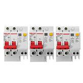 Delixi® DZ47sLE2P AC 230V 6/16/20A 2P Plastic Air Switch Miniature Circuit Breaker