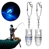 2100ft Deep Drop Blue/Colorful Flash Fishing Lure Light For Attracting Fish