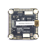30.5x30.5mm MAMBA F405 DJI F4 Flight Controller 3-6S OSD MPU6000 Compatible DJI FPV Air Unit for RC Drone FPV Racing