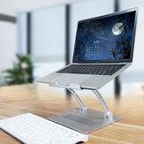 SENZANS Подставка для ноутбука для сидения с подставкой Клавиатура Кронштейн для ноутбука Портативная регулируемая подъемная охлаждающая по