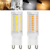 ARILUX® G9 3W SMD2835 300-350LM 45LEDs Warm White Pure White Light Bulb AC110-130V/AC220-240V
