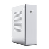 CEMO M1 Alliage d'aluminium mATX ITX Boîtier d'ordinateur HTPC Case Support 1U Flex Power Supply Super Thin Body Design