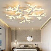 LED Ceiling Light Pendant Lamp Hallway Bedroom Dimmable Remote Fixture Decor