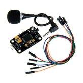 Модуль распознавания голоса с платой управления голосом Микрофон