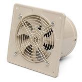 Вентилятор для вентиляции 220В 40 Вт 6 дюймов Настенный выхлопной вентилятор на открытом воздухе Главная страница Ванная комната Вентилятор