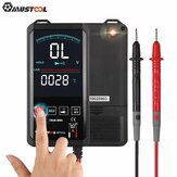 Mustool MT111 Touch Screen Digital Multimetri 6000 Counts Intelligent Scanning Digital Multimetri AC DC Measurement NCV True RMS Measurement