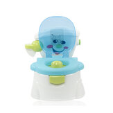 2 In 1 Bayi Toilet Potty Toilet Travel Portabel Anak Pelatihan Kursi Balita