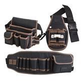 أداة كهربائية متعددة الوظائف حقيبة جيوب الخصر حقيبة إصلاح حقيبة تخزين الأجهزة