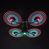 2Pcs 8311 Low-Noise Quick-Release LED Flash Propeller For DJI Mavic Pro / Platinum