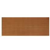 244 cm x 91 cm 6 mm Marine Bootvloeren EVA Foam Yacht Faux Teak Decking Sheet Brown