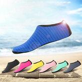Unisex Sneakers Badeschuhe Schnelltrocknende Aquaschuhe Kinder Wasserschuhe für Strand Herrenschuhe
