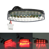 2pcs LED Rear Tail Brake Light For 50cc 70cc 110cc 125cc ATV Quad Kart TaoTao Sunl Chinese