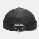 Breathable Quick Dry Mesh Skull Cap Brimless Hats With Buttons