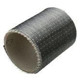 12k 200gsm 180 × 10см полотняного переплетения из углеродного волокна ткани ткани