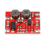 5pcs DC-DC 2.5V-15V to 3.3V Fixed Output Automatic Buck Boost Step Up Step Down Power Supply Module For