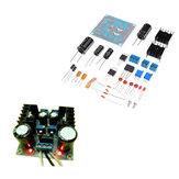 3 pcs DIY LM317 + LM337 Negativo Dual Power Kit Kit Módulo de Alimentação Elétrica Placa de Componente Eletrônico