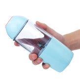 Portable Camping USB Electric Fruit Juicer squish Smoothie Maker Blender Shaker Cup Mug
