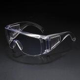 Bakeey في الهواء الطلق نظارات شفافة مكافحة الضباب مكافحة قطرات انتشار الغبار واقية من تأثير نظارات حماية للريح