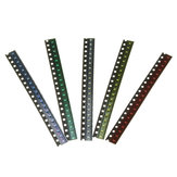 2000Pcs 5 Colors 400 Each 0603 LED Diode Assortment SMD LED Diode Kit Green/RED/White/Blue/Yellow