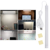 USB LED Table Lamp Bathroom Mirror Wall Night Light & Switch School Kids Bedside